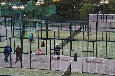 Torneo de pádel solidario 'Torrija's Championship' en Alcobendas