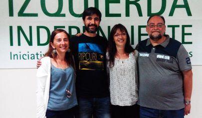 Esta tarde dimiten los 3 concejales de Izquierda Independiente