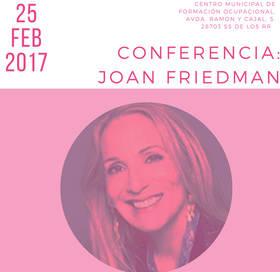 Conferencia de Joan Friedman en Sanse