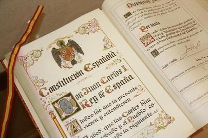 Programa especial en Alcobendas para celebrar el 40 aniversario de la Constitución