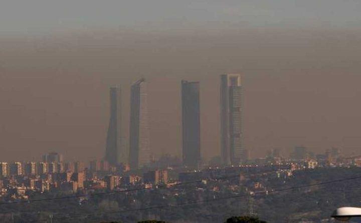 Alcobendas aprueba un protocolo para episodios de alta contaminación atmosférica