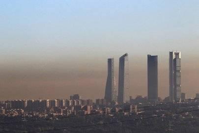 El ozono supera el umbral de informaci�n