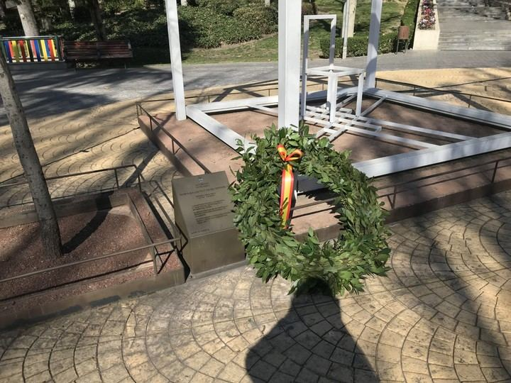 Alcobendas rinde un sentido homenaje a las víctimas de los atentados del 11M