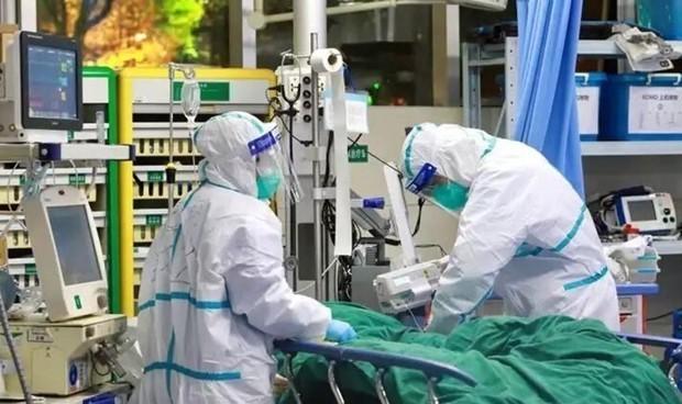34.355 sanitarios contagiados en España, 1.202 más en las últimas 24 horas