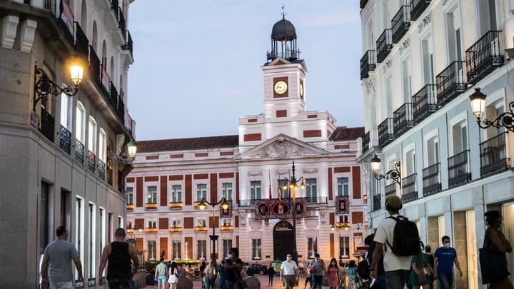 La Comunidad de Madrid no entrará directamente en la nueva normalidad el 21 de junio sino de ``forma progresiva´´