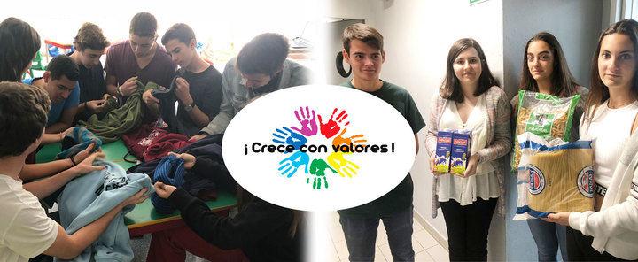 Fin de Semana Solidario en el colegio Liceo Europeo