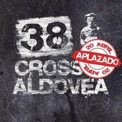 La 38 edición del Cross de Aldovea se celebrará el 20 de abril