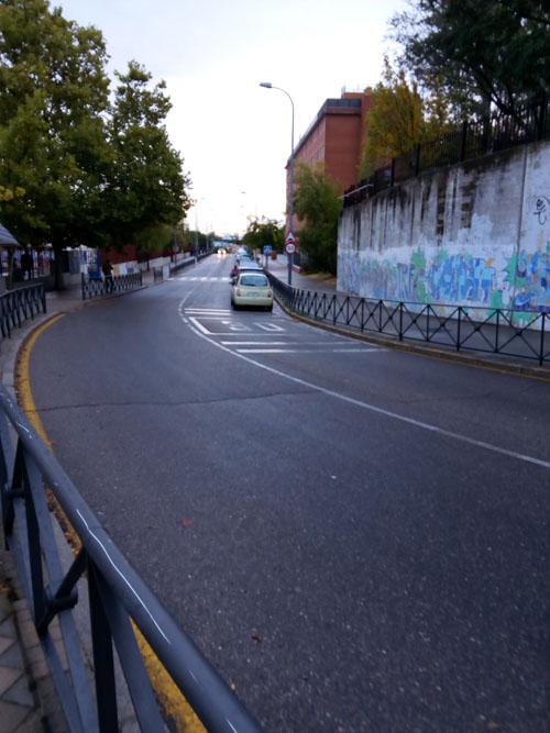 Cuestablanca pide más actuaciones al consistorio