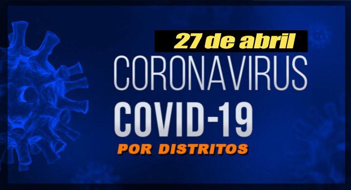 Se reducen mínimamente los casos de Covid-19 en Sanse y en Alcobendas se mantiene