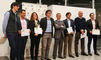 Imagen del Demo Day 2016, donde la plataforma de equity crowdfunding  Fellow Funders fue galardonada como mejor proyecto Startup Alcobendas 2016