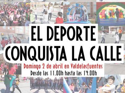 El Deporte vuelve a Conquistar la Calle en Alcobendas