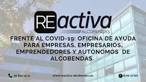ReActiva Alcobendas, nueva oficina de ayuda a disposición del tejido empresarial de la ciudad