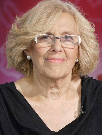 Carmena 'pasa' de Sanchinarro