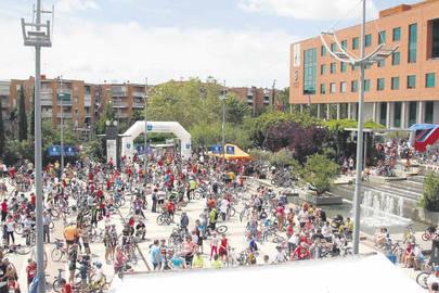 XXVII Día de la Bicicleta en Alcobendas