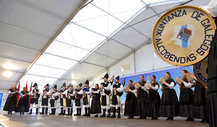 La Xuntanza celebra el Día de Galicia en Alcobendas