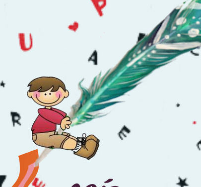 Concurso de dibujo infantil 'Sanse, ciudad de la poesía'