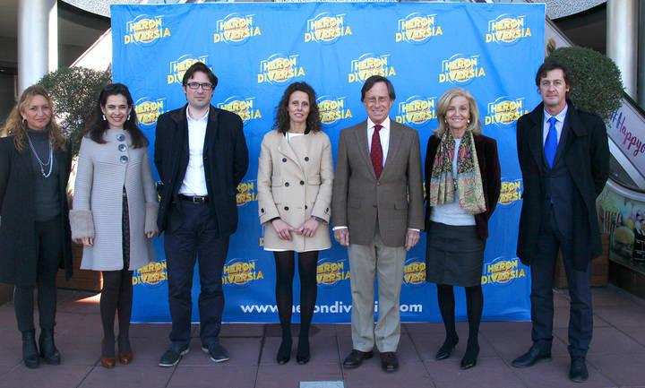 Convenio para fomentar el empleo entre Heron City Diversia y el Ayuntamiento de Alcobendas