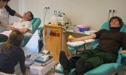 XIV Maratón de Donación de Sangre