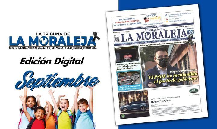 Versión digital de La Tribuna de La Moraleja