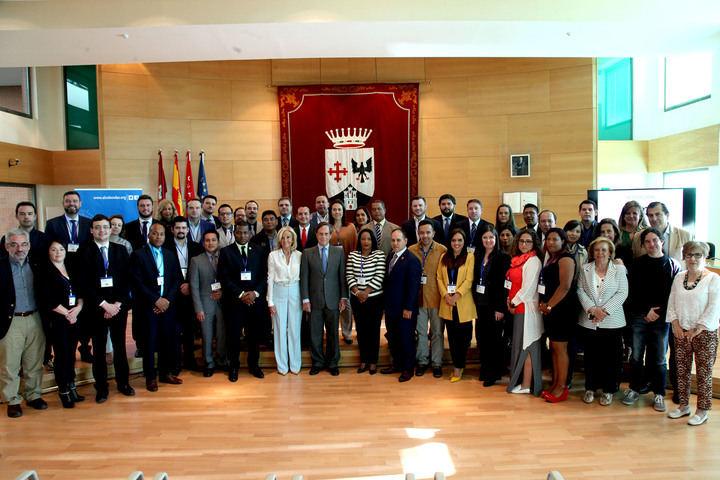 Empieza la cuarta edición de la Escuela de Gestión Municipal Excelente en Alcobendas