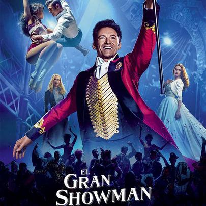 El Gran Showman, segunda película del Cine de Verano en Alcobendas