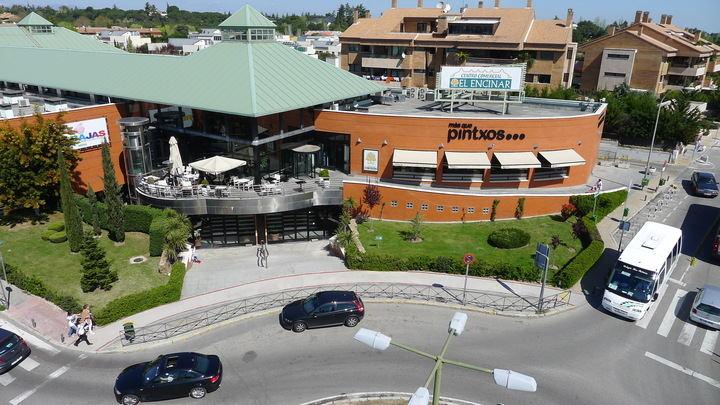 Aniversario del centro comercial del Encinar de los Reyes
