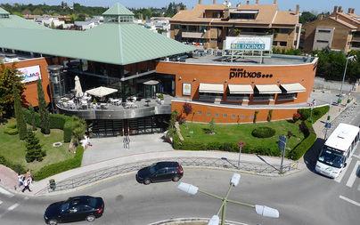XIII Aniversario del centro comercial del Encinar de los Reyes
