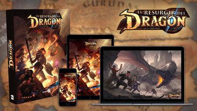 Jornada en FNAC de Plaza Norte 2 dedicada al juego de rol 'El Resurgir del Dragón'