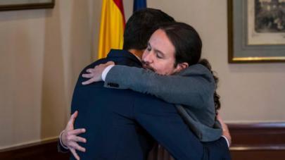 Sánchez llega a un acuerdo con los comunistas