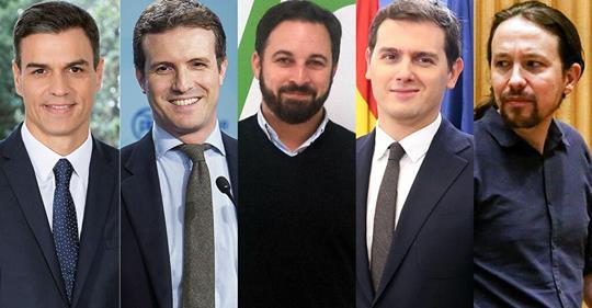 El 28 de Abril están convocados 80.622 electores en Alcobendas