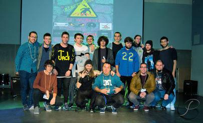 Ganadores del concurso Electrostock 2016