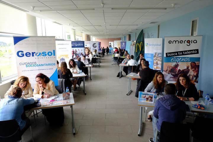 Octava edición de las Jornadas de Empleo y de Emprendimiento en Alcobendas