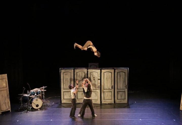 Espectáculo de Circo con Emportats en Alcobendas