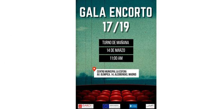 Gala ENCORTO de los alumnos del CIFP José Luis Garci de Alcobendas