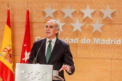 La Comunidad de Madrid prohíbe todas las reuniones desde las 00 a las 6 horas