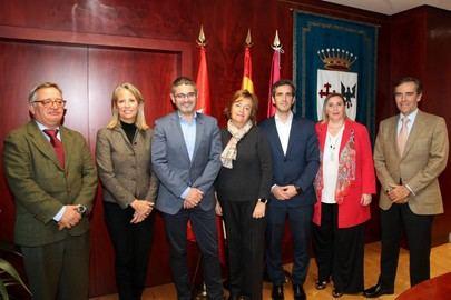 El Ayuntamiento firma con las entidades de conservación los convenios de 2019