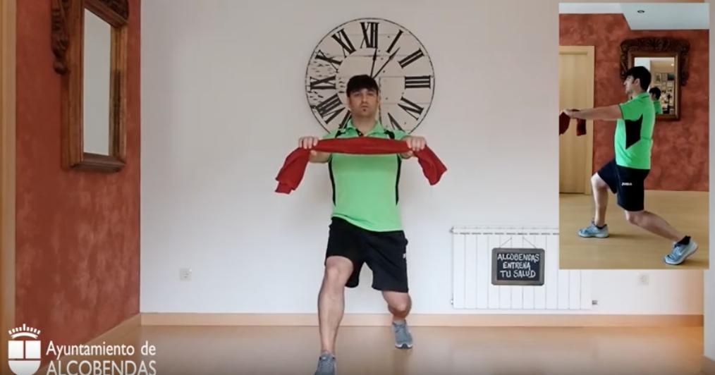 Entrena tu salud: Rutina de ejercicios accesibles a todo el mundo a través de Youtube