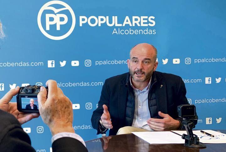 Ramón Cubián ofrece su apoyo a Ciudadanos