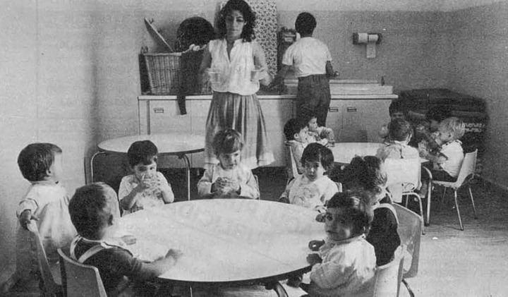 """La escuela infantil """"La Chopera"""" cumple 40 años"""