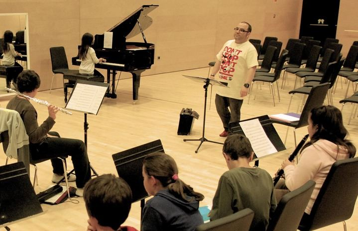 La Escuela de Música y Danza de San Sebastián de los Reyes celebra su 25º aniversario