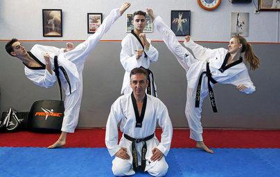 Trofeo de Karate y Festival de Taekwondo en Alcobendas