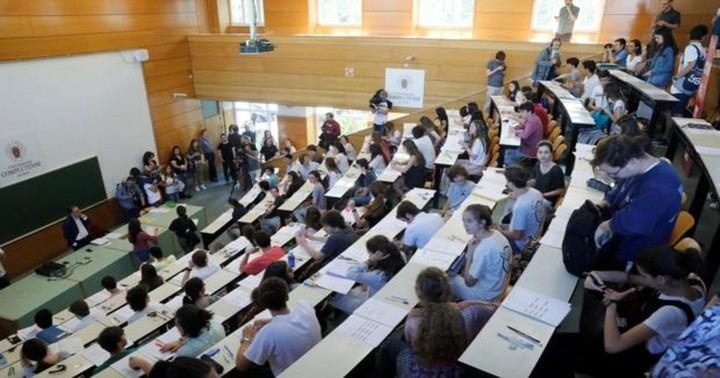 La Comunidad de Madrid retrasa la EvAU al 6, 7 y 8 de julio por el coronavirus