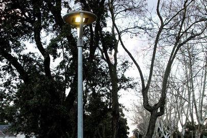 El Ayuntamiento de Alcobendas sustituye 2.900 bombillas en La Moraleja y 1.000 lámparas en Arroyo de la Vega