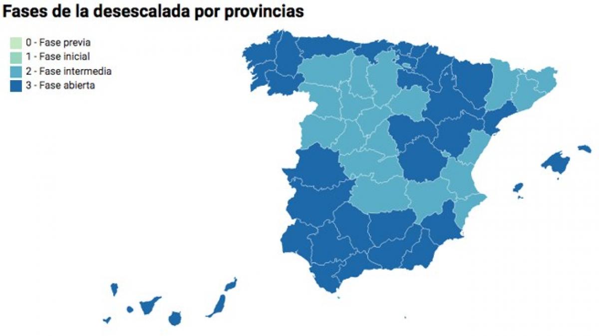La Comunidad de Madrid no pedirá el pase anticipado a la Fase 3 el próximo lunes