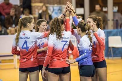 El Feel Volley Alcobendas disputa este fin de semana la Copa de La Reina de voleibol