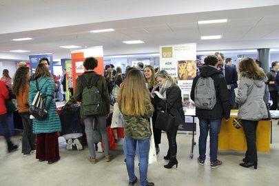 VI Feria de Las Universidades en el Liceo Europeo de La Moraleja