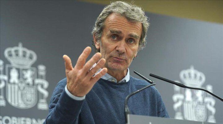Fernando Simon: 13.716 casos en España, 598 fallecidos. 774 casos en la UCI y 5.717 hospitalizados