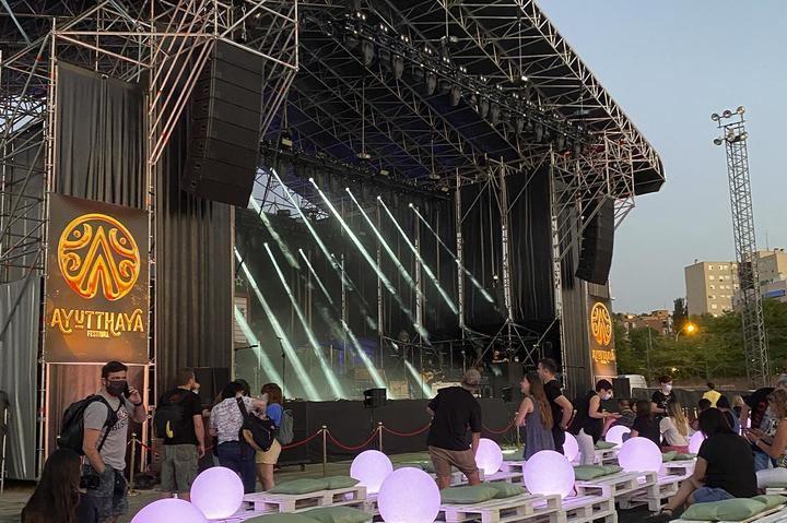 Ayutthaya Festival llega a La Moraleja y Alcobendas