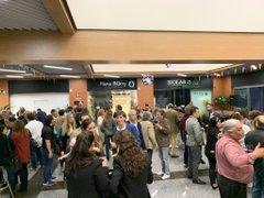 El Centro Comercial El Encinar inaugura con una Fiesta su remodelada planta de abajo