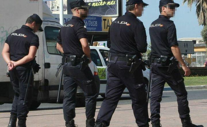La Policia Nacional interviene una reunión ilegal en una finca de S.S. de los Reyes